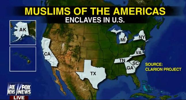 MUSLIMS HAVE ESTABLISHED 'NO-GO ZONES' IN AMERICA! (VIDEO!)