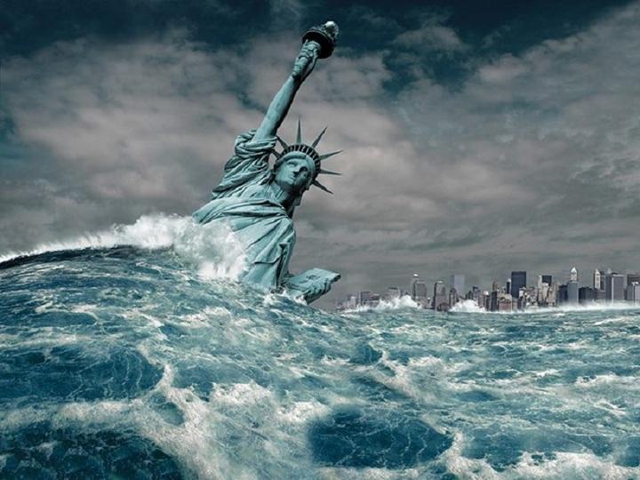 WARNING!! East coast America, pack your bags, mega Tsunami incoming | Daily Street News