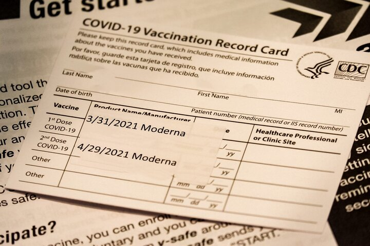 Fauci Effect: Philippine Local Official Proposes Vaccine Cards To Be Worn Like IDs in Public - May Happen in the US